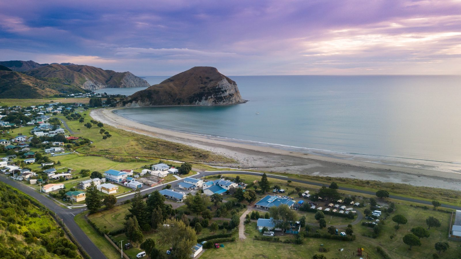 Mahia Holiday Parks Space