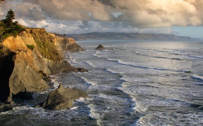 Mahia Coast