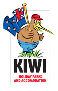 Kiwi Holiday Parks Logo